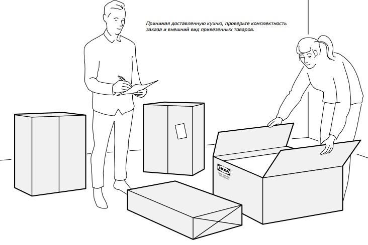 кухни метод икеа инструкция по сборке - фото 3