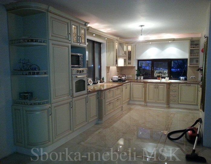 Сборка кухни Зов Сборка мебели недорого в Москве